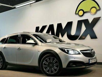 begagnad Opel Insignia Country Tourer | 2.0 CDTi | Drag | BOSE | Panorama | SoV-Hjul | 2016, Kombi Pris 143 900 kr