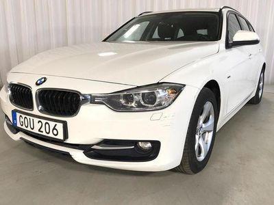 begagnad BMW 318 d Touring, F31 (143hk)