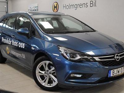 begagnad Opel Astra Dynamic ST 1.4T 2017, Kombi 239 100 kr