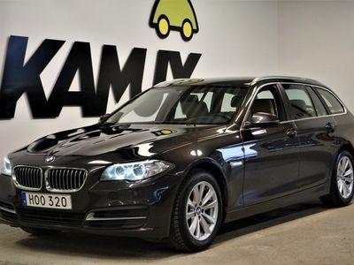 begagnad BMW 520 d xDrive   Drag   M-värm   190hk