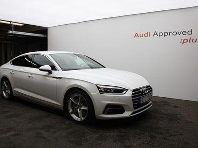 gebraucht Audi A5 Sportback 2.0TDI 190 HK q S-Tronic SPORT