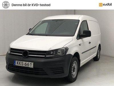 begagnad VW Caddy 2.0 TDI Maxi Skåp (102hk)