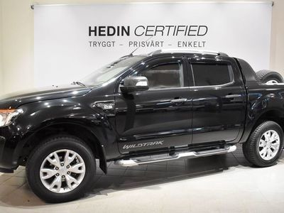 begagnad Ford Ranger Wildtrack 3,2 TDCi 200 hk - drag - nav