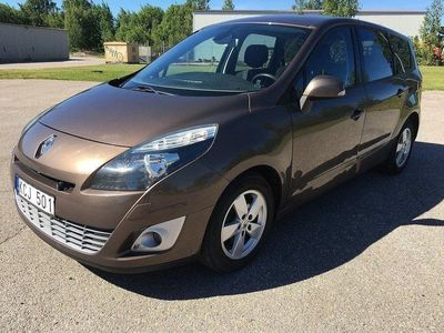 begagnad Renault Grand Scénic 1.4 TCe 7-sits,GPS, 130h