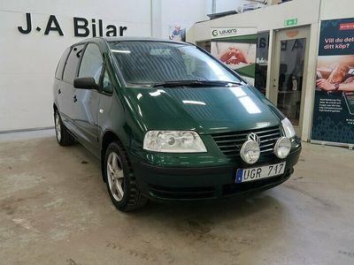 begagnad VW Sharan TURBO