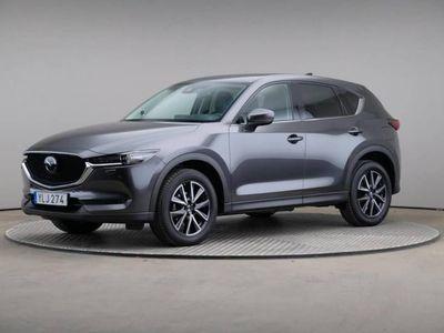 begagnad Mazda CX-5 4WD Optimum Aut Drag Nav