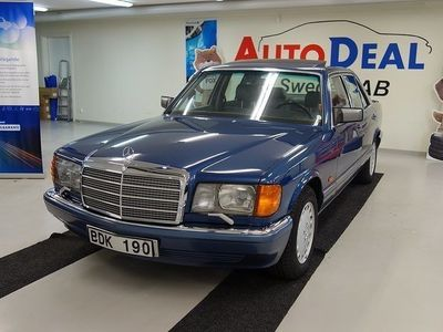 brugt Mercedes 420 Automat 224hk -91