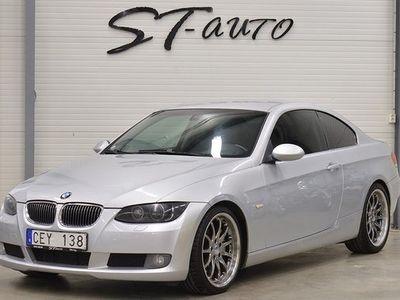 begagnad BMW 330 D COUPÉ