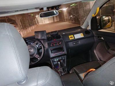 usado VW Caddy rullstol 2K slumpas. -14