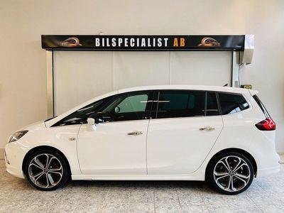 begagnad Opel Zafira Tourer 2.0 CDTI Automat,7-sits,165hk,Navi,Panorama Drag