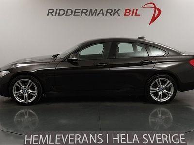 begagnad BMW 420 Gran Coupé d xDrive F36 (190hk) Sport line