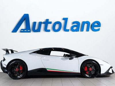 begagnad Lamborghini Huracán Performante LP 640-4