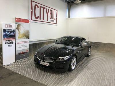 used BMW Z4 sDrive 35is 340hk -14