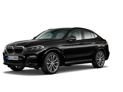 begagnad BMW X4 xDrive 20i KAMPANJBIL