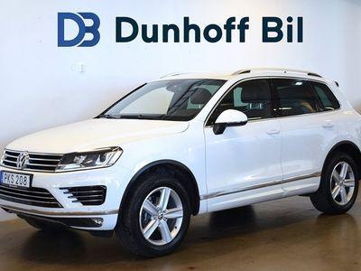 gebraucht VW Touareg TDI 204 Värmare Drag R-Line