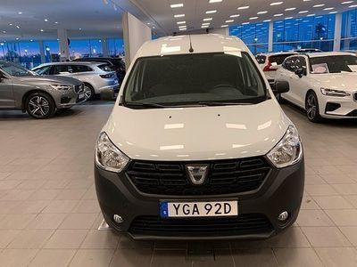 begagnad Dacia Dokker Express Van TCe 130 Essential 2020, Transportbil Pris 140 275 kr