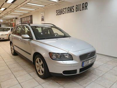 begagnad Volvo V50 2.0 D 136hk drag