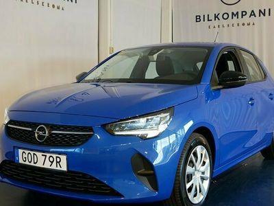 begagnad Opel Corsa Edition 75 Demobil 2020, Halvkombi 154 900 kr