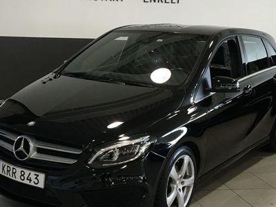 begagnad Mercedes B200 D 4MATIC AUTOMAT