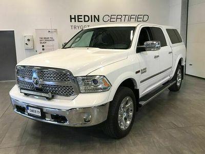 begagnad Dodge Ram Laramie 3,0 ECO Diesel Crew Cab AWD TorqueFlite