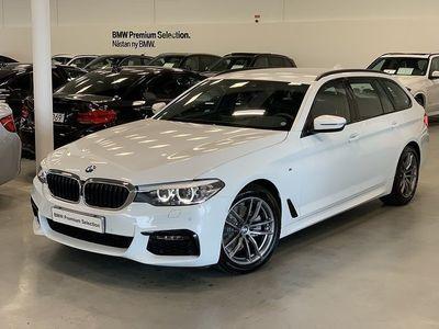 begagnad BMW 520 d / xDrive / M-sport / Värmare / Drag -19