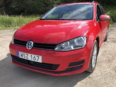 używany VW Golf Variant VII 1.4 TSI Multifuel Sportscombi (125hk)