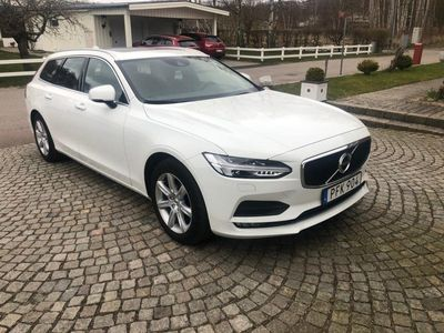 begagnad Volvo V90 D4 AWD Business Advanced Panorama