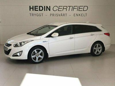 begagnad Hyundai i40 CW 1,7 CRDI BUSINESS EDITION *DRAGKROK, V-HJUL