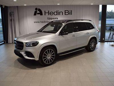 begagnad Mercedes GLS400 AMG-pkt // P-värmare // Dragkrok // Eventbil 300mil