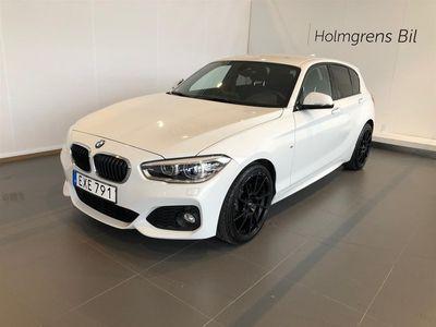 begagnad BMW 116 d Model M Sport
