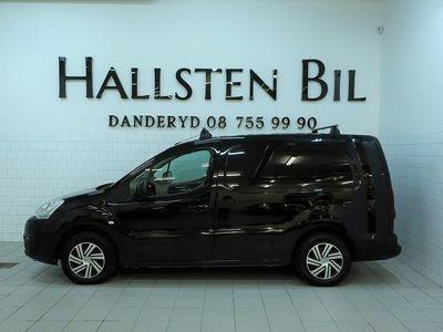 begagnad Citroën Berlingo 1,6 BlueHDI Skåp | Drag | Moms | Svensksåld