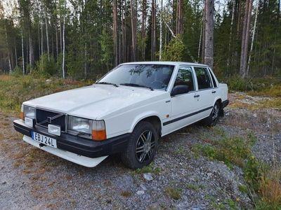 begagnad Volvo 744 diesel skattefri nybes lågmil