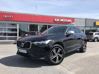 brugt Volvo XC60 D4 AWD Automat R-Design / HEAD UP / DRAG
