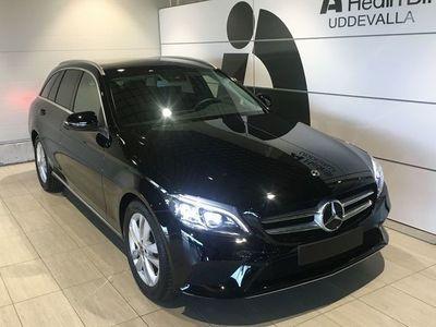 begagnad Mercedes 220 C Demobil, SE Edition, Kombipaket, Vinterpaket