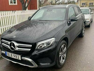 begagnad Mercedes GLC220 D 4MATIC
