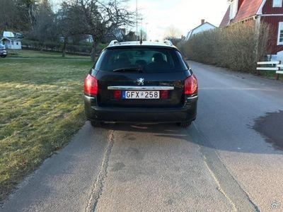 begagnad Peugeot 407 2,0 HDI Panorama -06