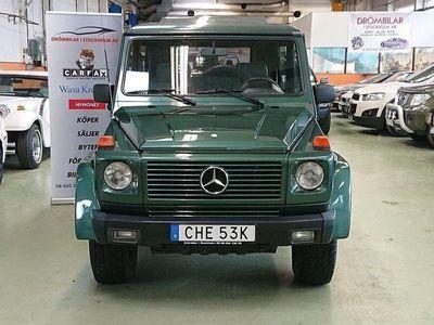 begagnad Mercedes G230 Auto 125hk NYBESIKT
