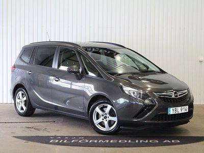 gebraucht Opel Zafira Tourer 2.0 CDTI AUT 7-sits 165hk -12