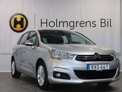 begagnad Citroën C4 1.6 HDi Nordic Edition (115hk)