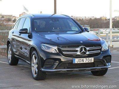 begagnad Mercedes GLC350 e 4MATIC hybrid AMG Spo