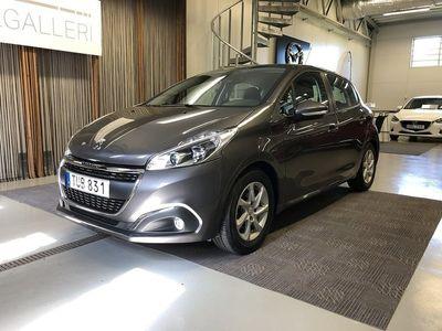 used Peugeot 208 5-dörrar 1.2 VTi Euro 6 82hk