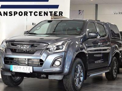 begagnad Isuzu Pick up Övrigt Expert Blackline Aut Värmare 2019,374 875 kr