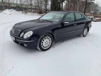 begagnad Mercedes E270 CDI 5G- Tronic