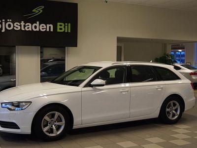 gebraucht Audi A6 2.0 TDI Avant 177hk /Drag