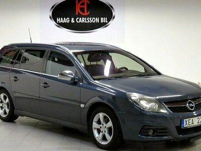 begagnad Opel Vectra Caravan Kombi Sport 2.0