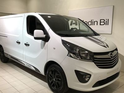 brugt Opel Vivaro L2H1