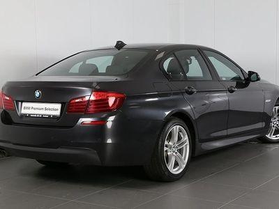 begagnad BMW 525 d Xdrive Aut M sport//Navi