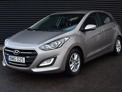 begagnad Hyundai i30 5dr 1.6 CRDi Comfort 110hk