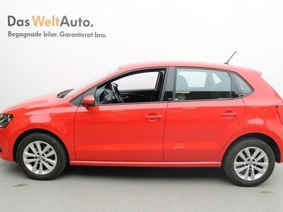 brugt VW Polo 1,2 TSI 90 MASTERS