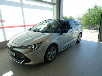 begagnad Toyota Corolla Touring Sports Hybrid * DEMOBIL * 1.8 GR-S TEKNIKPAKET